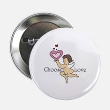 "Choose Love 2.25"" Button"