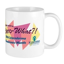 Sclero-What? Coffee Mugs