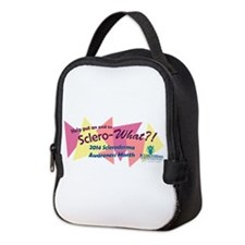 Sclero-What? Neoprene Lunch Bag