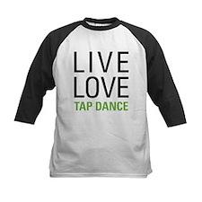 Live Love Tap Dance Tee