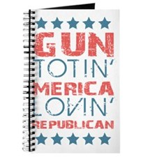 Gun Totin Merica Lovin Republican Journal