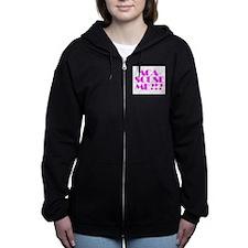 Aca-Scuse Me?!? Pitch Perfect Women's Zip Hoodie