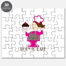 Born To Bake Puzzle