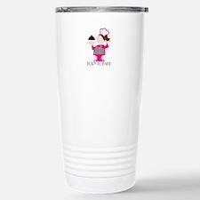 Born To Bake Travel Mug