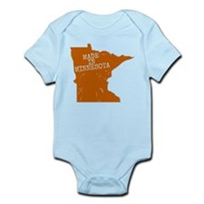 Made in Minnesota Body Suit