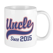 Uncle Since 2015 Mug