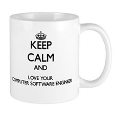 Keep Calm and Love your Computer Software Engineer