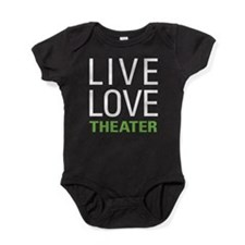 Live Love Theater Baby Bodysuit