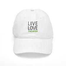 Live Love Theater Baseball Cap