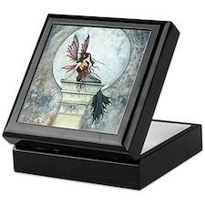 Autumn Moon Fairy Fantasy Art Keepsake Box