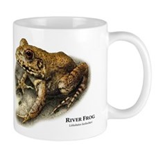 River Frog Mug
