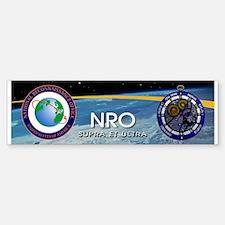 NROL 79 Launch Sticker (Bumper)