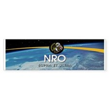NROL 65 Program Bumper Sticker