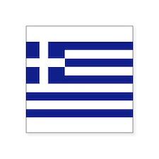 3-Flag_of_Greece Sticker