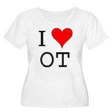 I Love OT T-Shirt