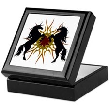 Magical Unicorns Keepsake Box