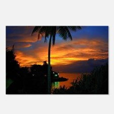 Lagoon Sunset Postcards (Package of 8)
