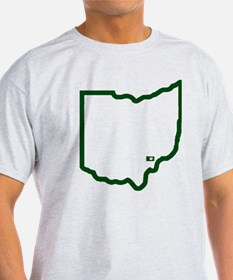 PA to Athens OH T-Shirt