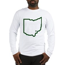 PA to Athens OH Long Sleeve T-Shirt