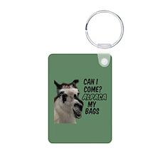 Funny Alpaca Keychains