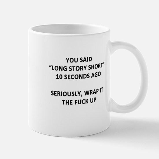 Long Story Short Mug