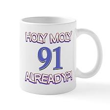 91 year old designs Mug