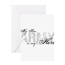 son copy Greeting Cards