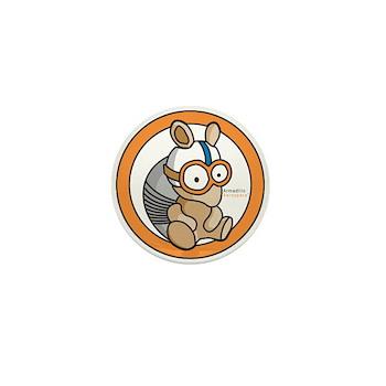 Armadillo Aerospace Mini Button (10 pack)