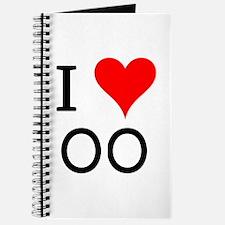 I Love OO Journal