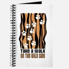 Take A Walk On The Wild Side Journal