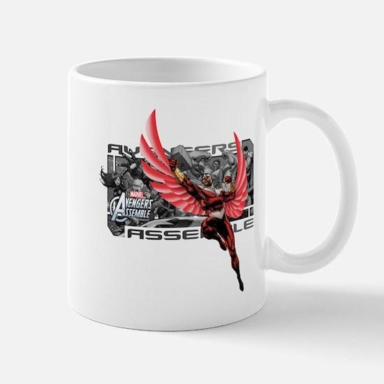 Falcon Assemble Mug