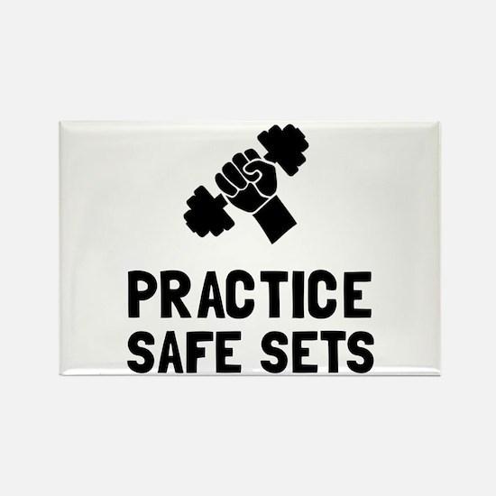 Practice Safe Sets Magnets