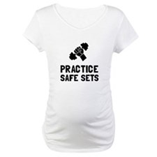 Practice Safe Sets Shirt