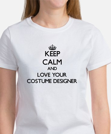 Keep Calm and Love your Costume Designer T-Shirt