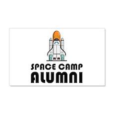 Space Camp Alumni Wall Decal