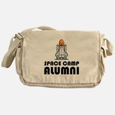 Space Camp Alumni Messenger Bag