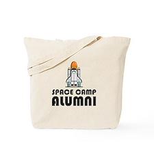 Space Camp Alumni Tote Bag