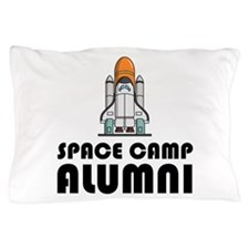 Space Camp Alumni Pillow Case