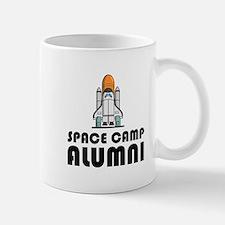 Space Camp Alumni Mugs