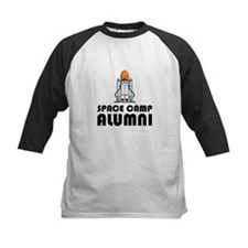 Space Camp Alumni Baseball Jersey