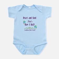 Southern Girls Infant Bodysuit