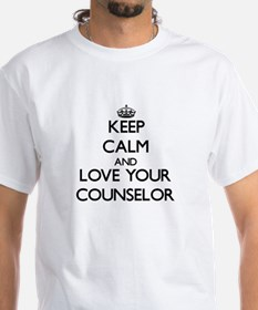 Keep Calm and Love your Counselor T-Shirt