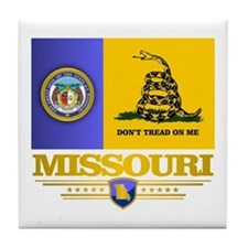 Missouri DTOM Tile Coaster