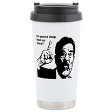 Cute Saddam Travel Mug