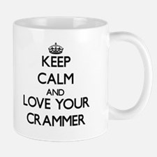 Keep Calm and Love your Crammer Mugs