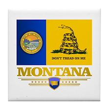 Montana DTOM Tile Coaster