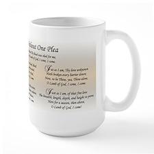 Just As I Am Mug