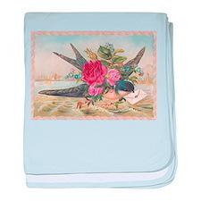 Bird-300-jpg baby blanket