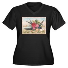 Bird-300-jpg Plus Size T-Shirt