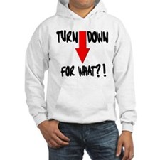 Turn Down For What?! Hoodie
